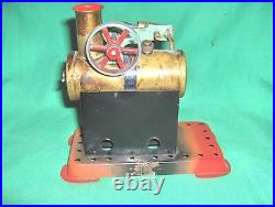 #1031 Vintage Mamod Steam Engine Powered Toy England