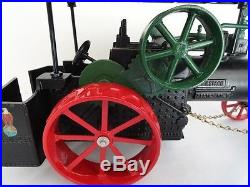 15103 CASE Heritage Steam Engine with Canopy Tractor No 1 Rare