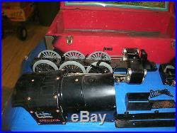 1920 Hudson Erector Set Steam Engine