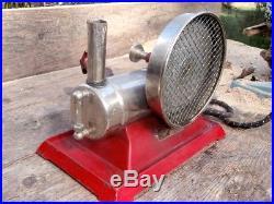 1920's Empire B35 Electric Turbine Steam Engine Rare Antique Vintage Toy Motor