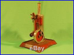 1920's VINTAGE EMPIRE B31 VERTICAL STEAM ENGINE BY METALWARE CORP