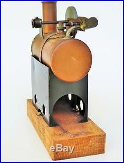1939 Mamod Minor Steam Engine Toy Model M. M. 1 Small Size 3 5/8 All Original
