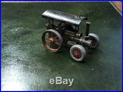 1950s Tin Plate Model Of A Steam Engine