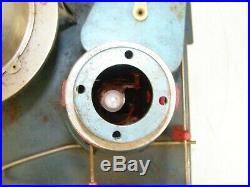 1950s Vintage Marx Line Mar Japan ATOMIC REACTOR STEAM ENGINE Toy Tin Model