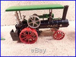 1955 Irvin Creston 1/25 Scale Antique Steam Engine, Water Wagon And Thresher