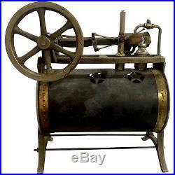 19th / 20th c Weeden Toy Steam Engine #34