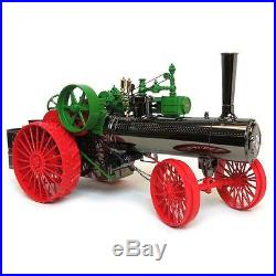 1/16 Case Steam Engine in black chrome, 175th Anniversary by ERTL NEW 14900a