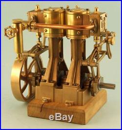5001C Mildura Steam Engine Manual Reversing