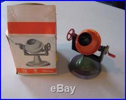 (6) Vintage Wilesco Steam Engine Accessories All Boxed Press-Color Wheel-Mixer