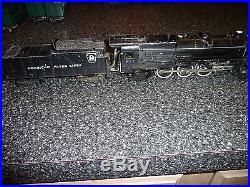 AMERICAN FLYER S GAUGE 313 4-6-2 STEAM ENGINE PRR AFL TENDER TRAIN SET TOY