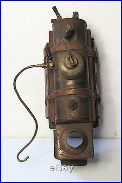 ANTIQUE MARKLIN STEAM ENGINE WITH WHISLE 1920s