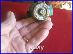 Antique Toy Electric Motor Designed To Look Like A Steam Engine
