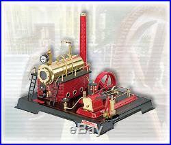 AU SPECIAL Wilesco D21 TOY STEAM ENGINE SEE VIDEO NEW FREE SHIPPING