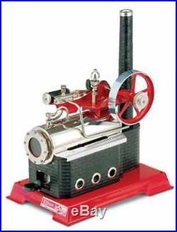 AU-Special D14 NEW TOY STEAM ENGINE Made in Germany FREE SHIPPING