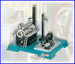 AU-Special WILESCO D18 NEW TOY STEAM ENGINE SEE VIDEO Postage Free