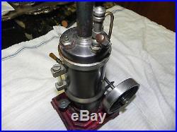 Antigue Vintage Toy Steam Engine