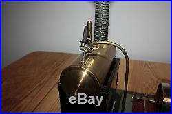 Antique 1930´s Bing Toy Steam Engine 10-114-2 With Box RARE