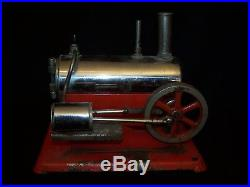 Antique 1930's Horizontal Empire Brand Miniature Steam Engine & Ferris Wheel