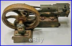 Antique Bassett Lowke Tangye Steam Engine Model 781/2 Very Rare British Toy