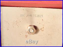 Antique EMPIRE STEAM ENGINE METAL WARE CORP. MODEL B30 U. S. A, Patented 1921