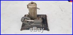 Antique Elektro Toy Steam Engine Restore D. C. Hughes & Co. AC or DC