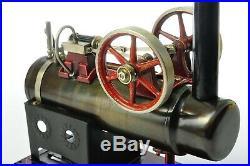Antique German Doll Steam Engine Locomobile approx. 1925