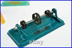 Antique German Fleischmann Steam Toy Convolute Original Box Unused Mint 1960