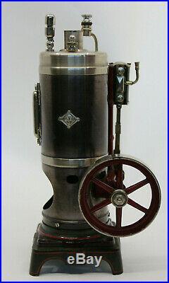 Antique German Gebruder Bing Toy Steam Engine