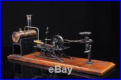 Antique German Jean Schoenner Steam Engine approx. 1895