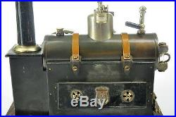 Antique German Marklin Märklin 4149 5 1/2 Steam Engine Early Model approx. 1909
