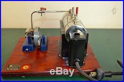 Antique Jensen 110 AC Or D. C. 1950's model 5 Steam Engine Jeanette PA