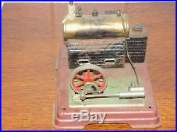 Antique Jenson Steam Engine Toy