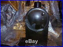 Antique Live Steam Boiler Steam Engine 1900 Large Stationary Pressure