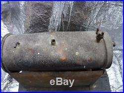 Antique Live Steam Boiler Steam Engine Large Stationary Pressure