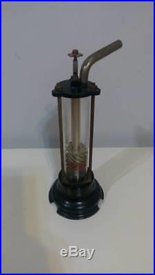 Antique Live Steam Turbine Steam Engine Toy water wheel Bakelite Vintage