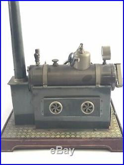Antique Rare German DC Doll & CO Early 1900s Steam Engine Comp Pre War- 5299