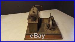 Antique Schoenner Circa 1905 Steam Engine Toy Project