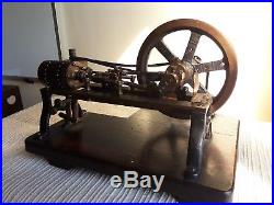 Antique Steam Engine