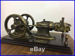 Antique Steam engine Model