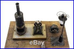 Antique Toy Steam Engine 1930