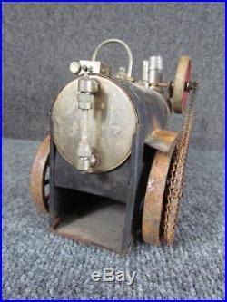 Antique Toy Weeden Steam Engine Tractor