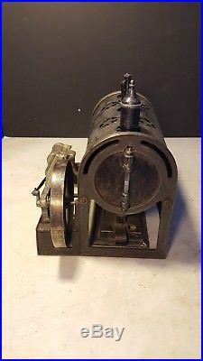 Antique Weeden # 10 Toy Steam Engine w Burner Large + Hard To Find 1