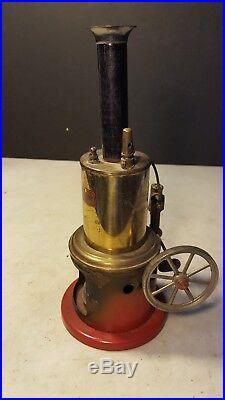 Antique Weeden # 41Toy Steam Engine w Burner Project