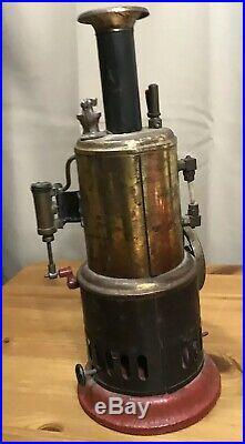 Antique Weeden Big Giant Toy Steam Engine for Parts or Restoration