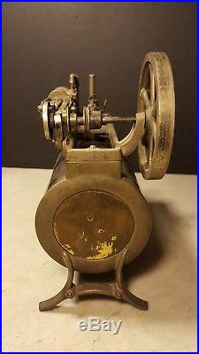 Antique Weeden Horizontal Toy Steam Engine Large One Project