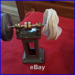 Antique Weeden Horizontal Toy Steam Engine No. 647