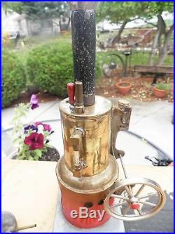 Antique Weeden Steam Engine # 500 Toy Model