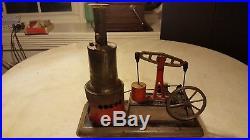 Antique Weeden Walking Beam Toy Steam Engine