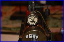 Antique marklin steam engine doll bing weeden