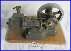 Antique steam engine no name early 1900's